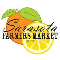 Logo for Sarasota Farmers Market in Florida