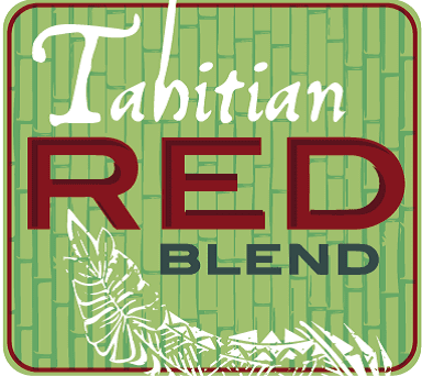 "Tahitian Red Tea was created for the ""Gauguin:  Voyage to Paradise"" exhibit at Selby Gardens by Local Tea Company in Sarasota, Florida."
